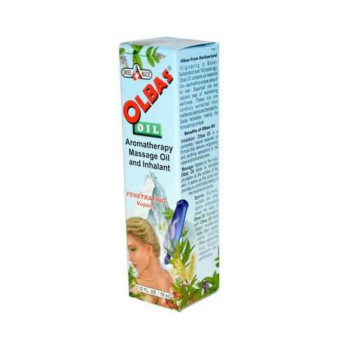 Olbas Oil (10 Cc) ( 1x.32 Oz)