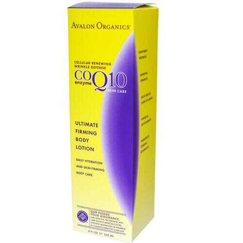 Avalon Coq10 Firming Lotion (1x8 Oz)