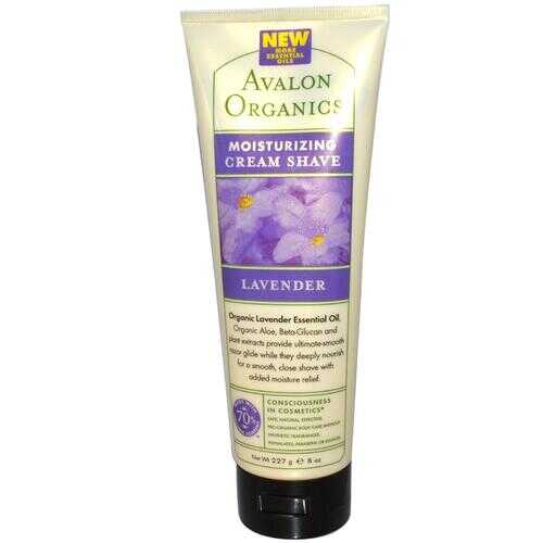 Avalon Lavender Moist Shave Cream (1x8 Oz)