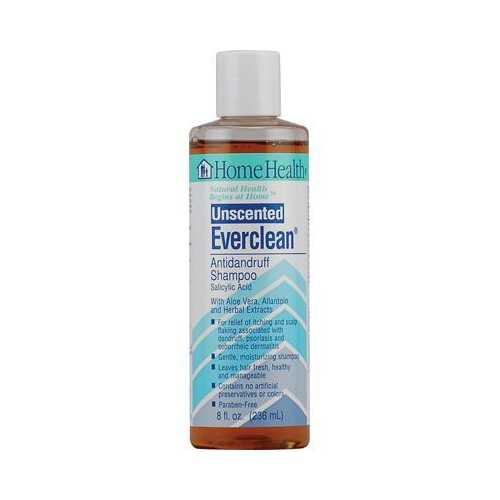 Home Health Everclean Unscented Shampoo (1x8 Oz)