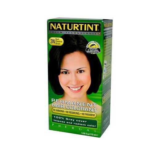 Naturtint 3n Dark Chestnut Hair Color (1xKit)