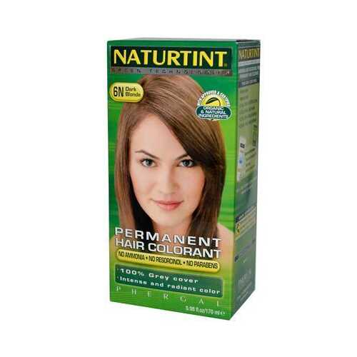 Naturtint 6n Dark Blonde Hair Color (1xKit)