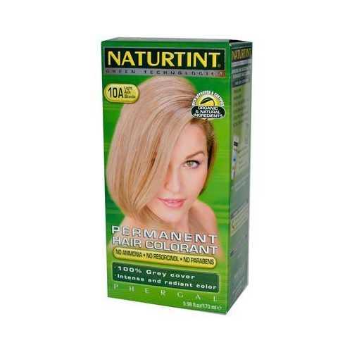Naturtint 10a Light Ash Blonde Hair Color (1xKit)