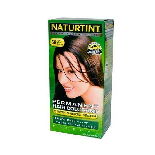 Naturtint 5g Light Golden Chestnut Hair Color (1xKit)