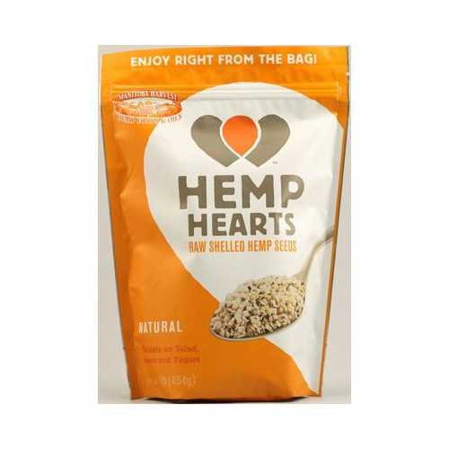 Manitoba Harvest Hemp Seeds (1x16 Oz)