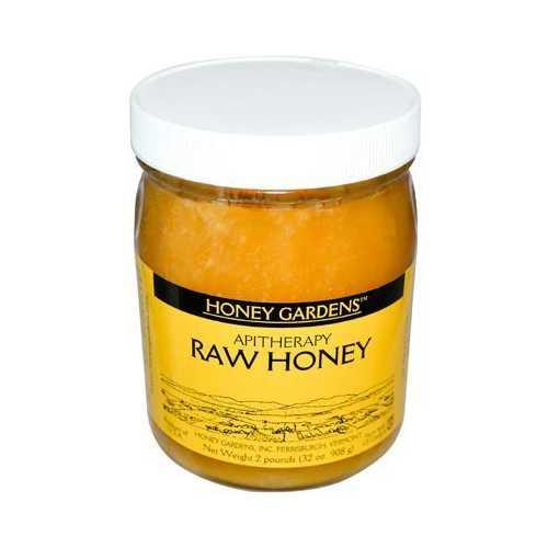 Honey Gardens Raw Honey (4x2 LB)