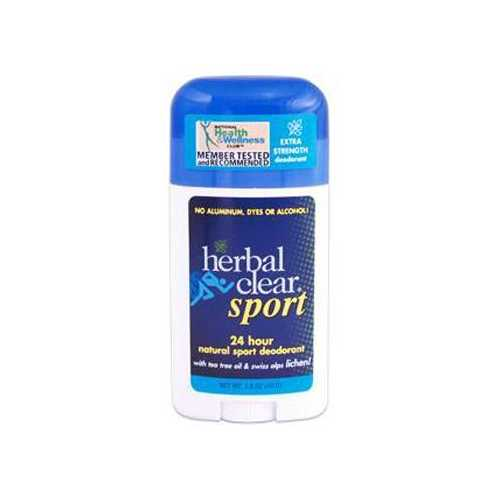 Herbal Clear Sport Deodorant (1 Each)