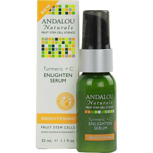 Andalou Naturals Turmeric+C Enlighten Serum (1x1.1 Oz)