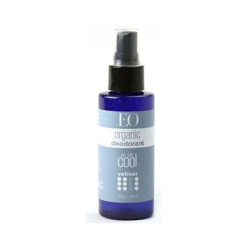 Eo Products Vetiver Deodorant Spray (1x4 Oz)