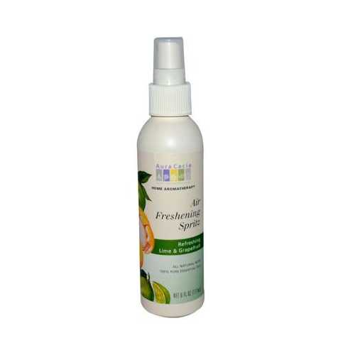 Aura Cacia Lime & Grapefruit Spritz (1x6 Oz)
