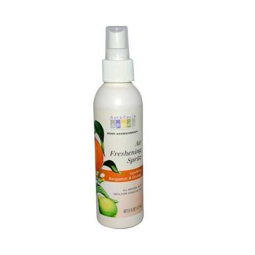 Aura Cacia Bergamot and Orange Spritz (1x6 Oz)