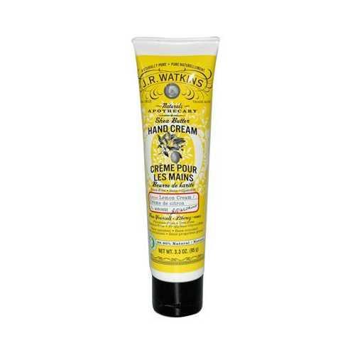 J.R. Watkins Lemon Cream Hand Cream (1x3.3 Oz)