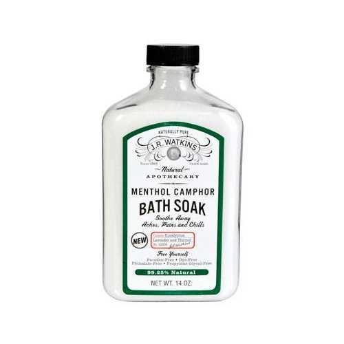 J.R. Watkins Menthol Camphor Bath Soak (1x14 Oz)