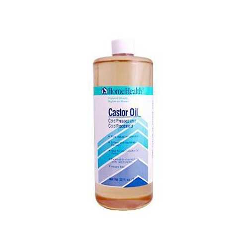 Home Health Castor Oil (1x32 Oz)