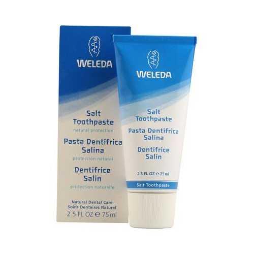 Weleda Salt Toothpaste Large (1x2.5 Oz)