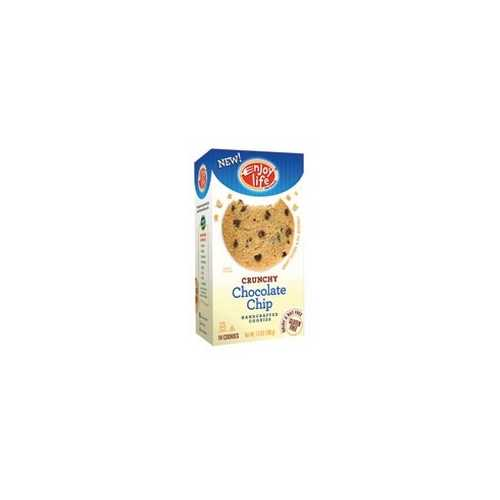 Enjoy Life Crunchy Chocolate Chip Cookies (6x7 Oz)