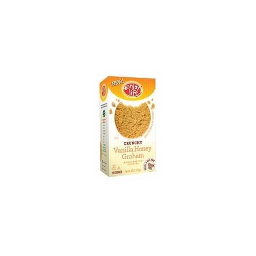 Enjoy Life Crunchy Vanilla Honey Graham Cookies (6x6.3 Oz)