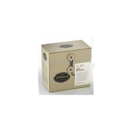 Smith Teamaker Lord Bergamot Black Tea (6x15 Bag)