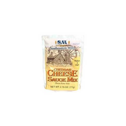 Southeastern Mills Cheddar Cheese Sauce Mix (24x2.75Oz)