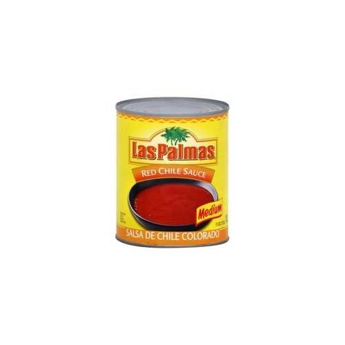 Las Palmas Medium Red Chili Sauce (6x19Oz)