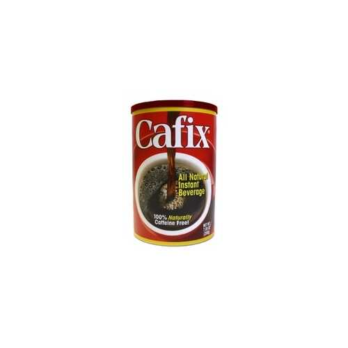 Cafix Instant Beverage Coffee Substitute All Natural (6x7Oz)