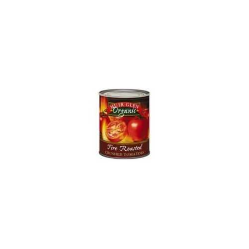 Muir Glen Crushed Fire Roasted Tomato (12x28 Oz)