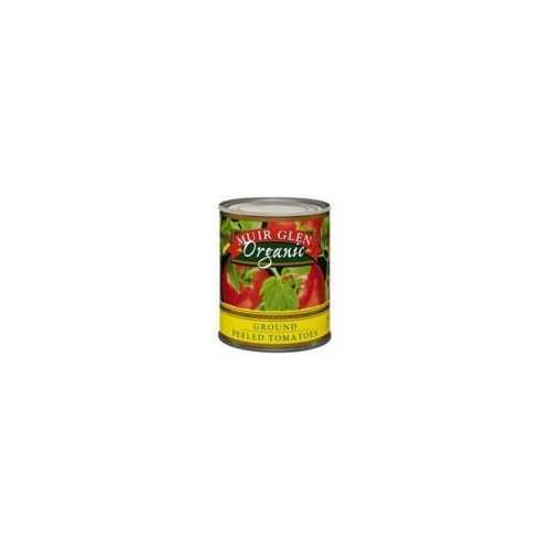 Muir Glen Ground Peeled Tomato (12x28 Oz)