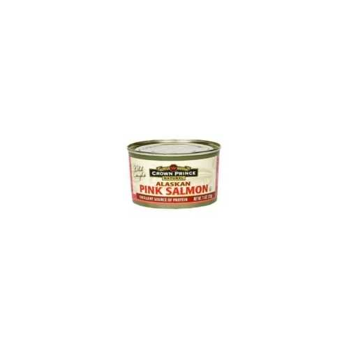 Crown Prince Pink Salmon Low Sodium (12x7.5 Oz)