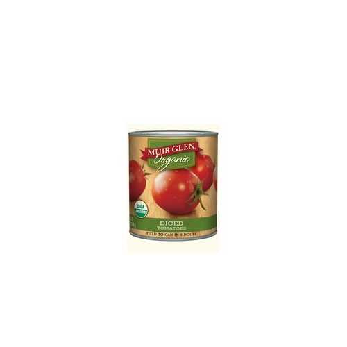 Muir Glen Organic Diced Tomatoes (12x14.5Oz)