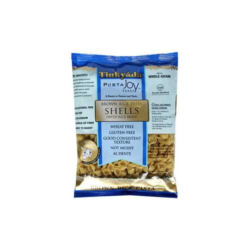 Tinkyada Shells Brown Rice Pasta (12x16 Oz)