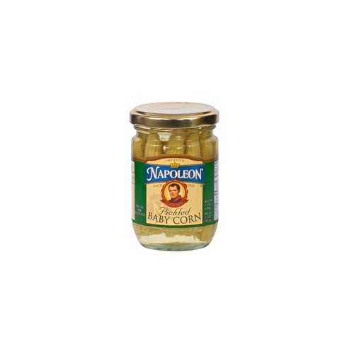 Napoleon Pickled Baby Corn (12x7.5Oz)