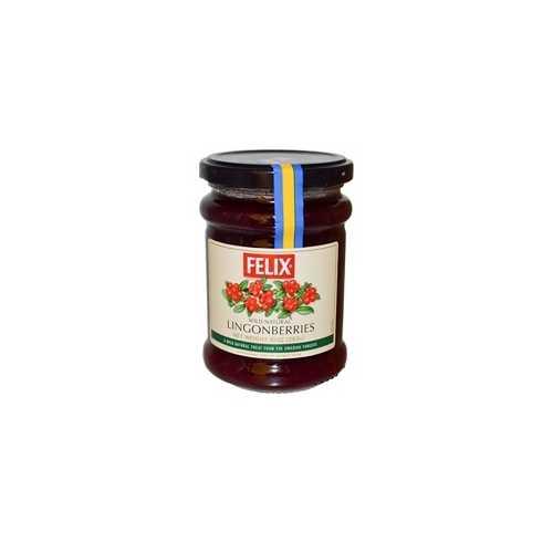Felix Wild Lingonberry Jam (8x10Oz)