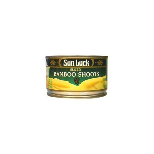 Sun Luck Sliced Bamboo Shoots (12x8 Oz)