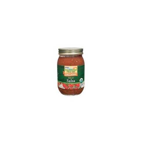 Field Day Organic Salsa Mild (12x16Oz)