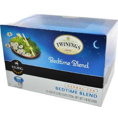 Twinings Herbal Bedtime Blend Tea (6x20 Bag)