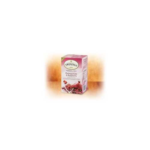 Twinings Herbal Pomegranate Raspberry Tea (6x20 Bag)