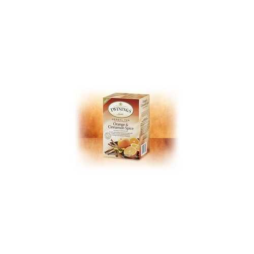 Twinings Orange & Cinnamon Spice Tea (6x20 Bag)