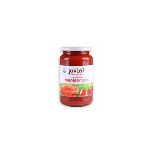 Jovial Crushed Tomatoes (6x18.3 Oz)