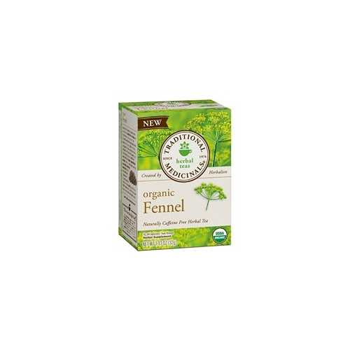 Traditional Medicinals Fennel Tea (6x16 Bag)