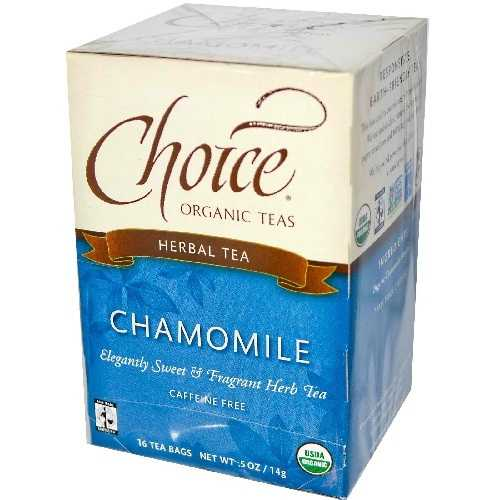 Choice Organic Teas Chamomile (6x16 Bag)