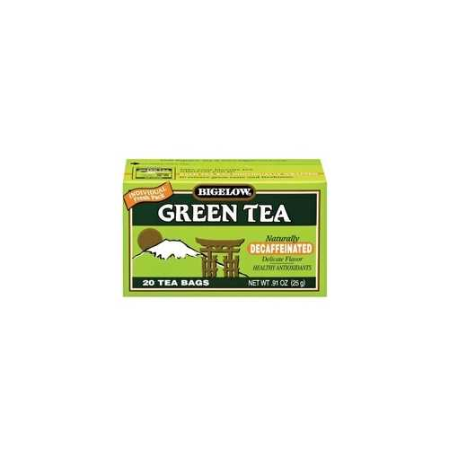 Bigelow Decaffeinated Green Tea (6x20 Bag)