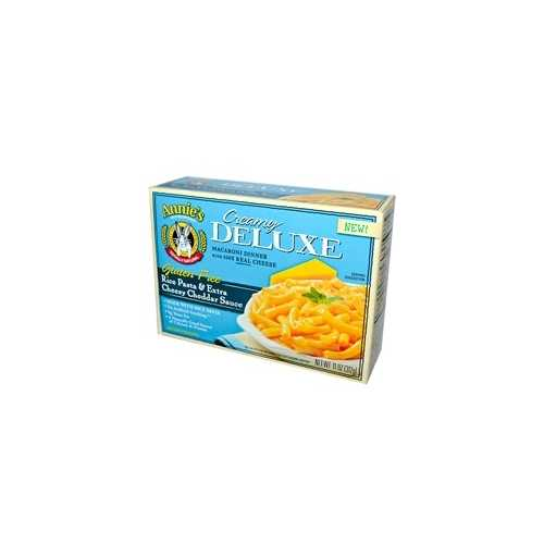 Annie's Gluten Free Creamy Deluxe Rice Pasta Dinner (12x11Oz)