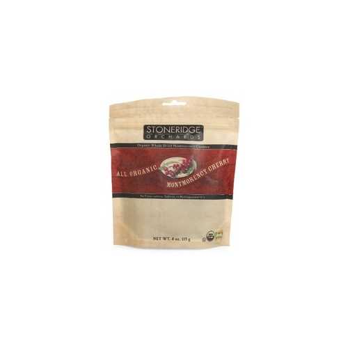 Stoneridge Orchards Organic Whole Dried Montmorency Cherries (6x5Oz)