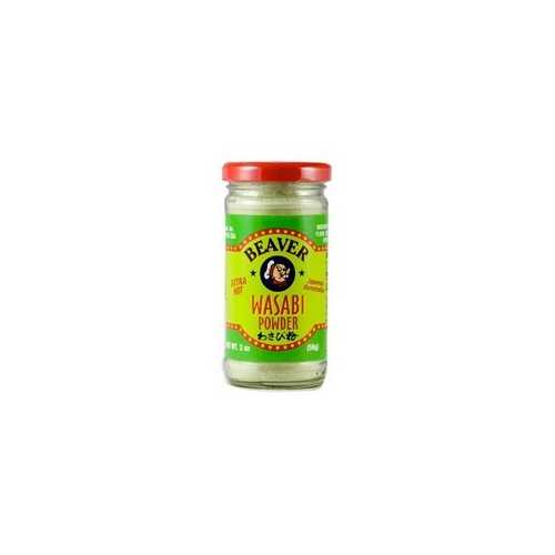 Beaver Wasabi Powder (12x2Oz)