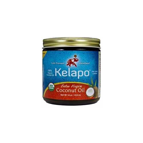 Kelapo Extra Virgin Fair Trade Coconut Oil (6x14 Oz)