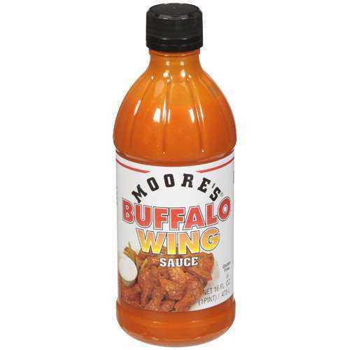 Moores Buffalo Wing Marinade (6x16 Oz)