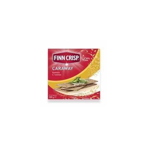 Finn Crisp Caraway (9x7 Oz)