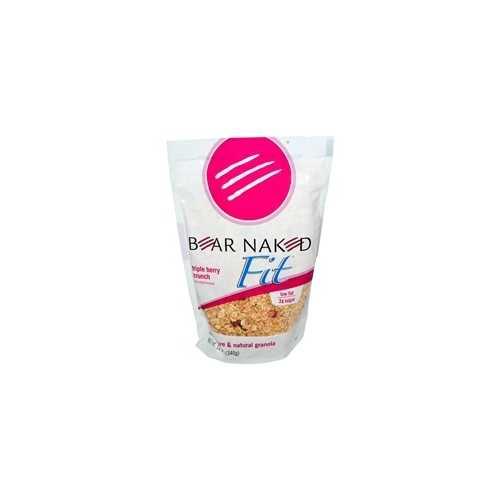Bear Naked Fit Triple Berry Crunch Granola (6x12Oz)