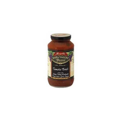 Mezzetta Tomato Basil Sauce (6x25Oz)