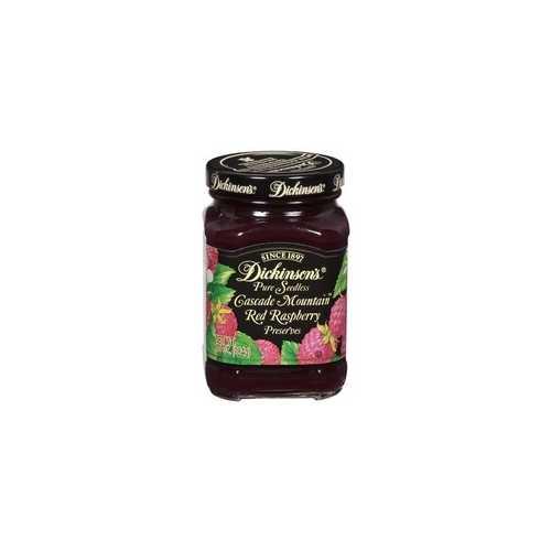 Dickinson PreservesPure Seedless Red Raspberry (6x10Oz)